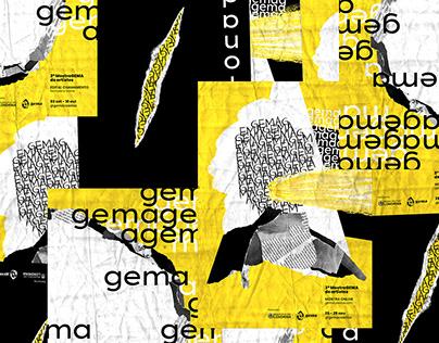 Identidade Visual | 3ª MostraGEMA de artistes