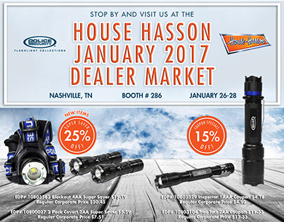 Email Blasts for the House Hasson Dealer Market