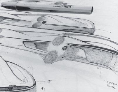 Concept Sketches Archive 01