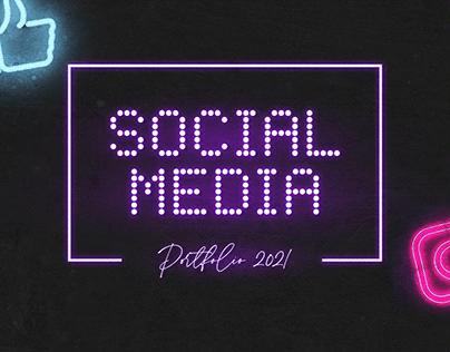 Social Media Portfolio - 2021