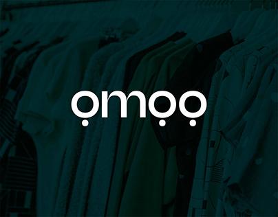 OMOO - BRAND IDENTITY DESIGN