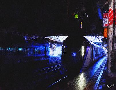 駅 2 / Station 2