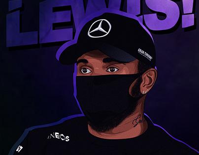 Lewis Hamilton Vexel Work