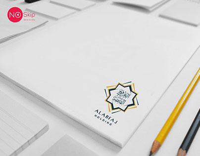 Al Arfaj Holding Corporate Identity