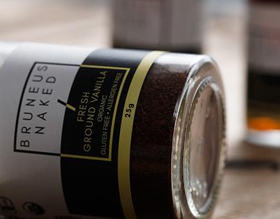 Bruneus Naked/ Vanilla
