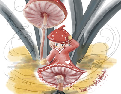 Mushroom World I