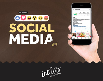 IceWix - SOCIAL MEDIA