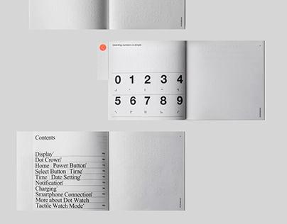 Braille menual+package