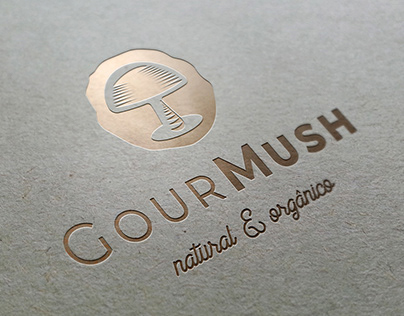 GOURMUSH - LOGO & VISUAL IDENTITY