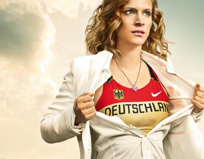 Golden Girl - Verena Sailer / Nike