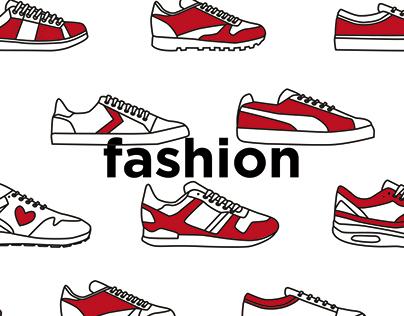 FASHION / PatternPattern / Illustration