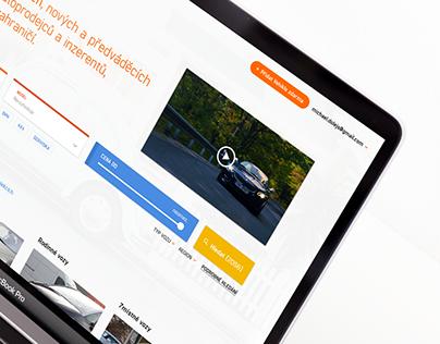 Vehiklo – Branding & User Interface