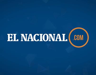 El Nacional advertising spots Ads