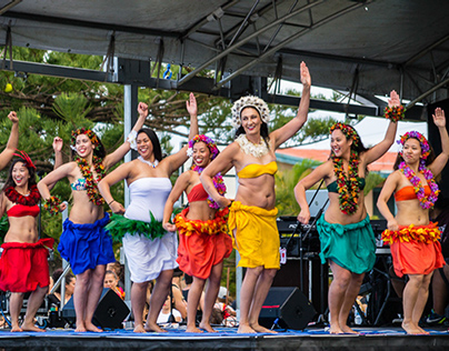 PASIFIKA GOLD COAST 2014