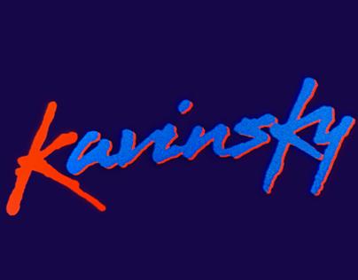 Kavinsky Web Page Design
