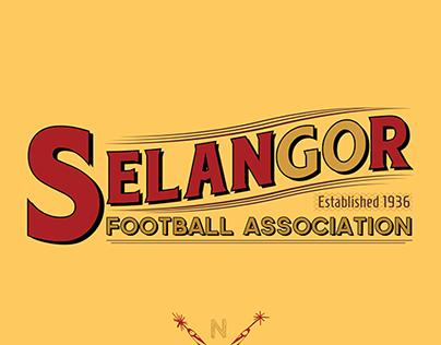 Lettering - Go Selangor