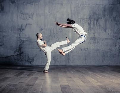 Capoeira Nottingham 2014