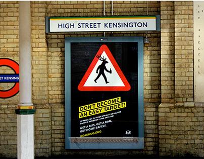 'Get home safe' campaign