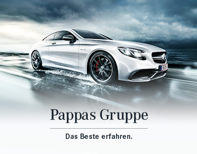 Pappas Gruppe - Corporate Website