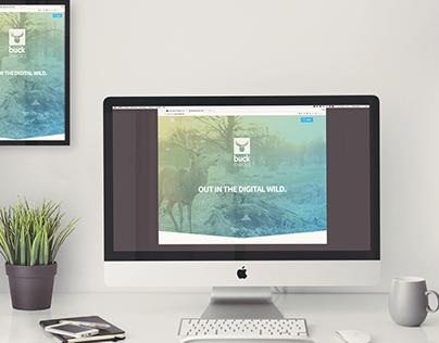Relaunch Website buck media