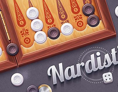 Backgammon interface