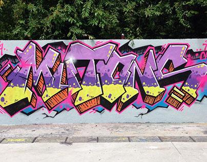 Mutons Graffiti
