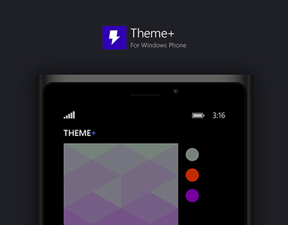 Theme+ for Windows Phone