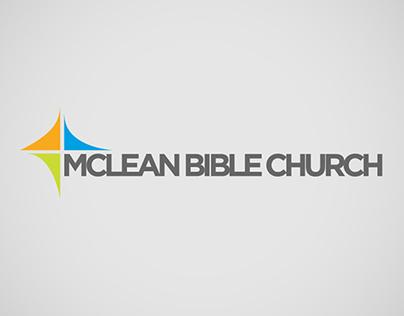 McLean Bible Church - branding
