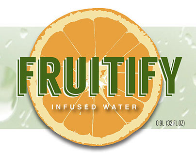 Fruitify Infused Water