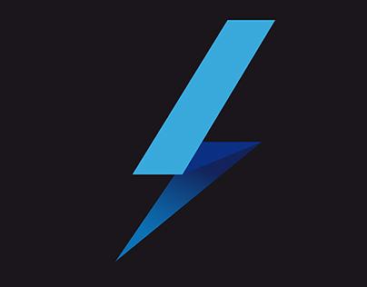 Energiza Proyectos Eléctricos. Identidad visual