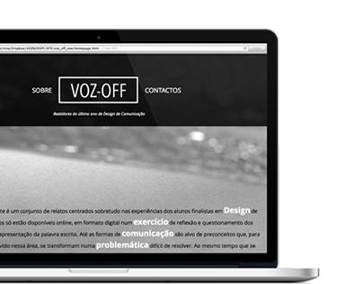 Voz-Off