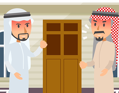 Criminal Reconciliation Saudi infographic