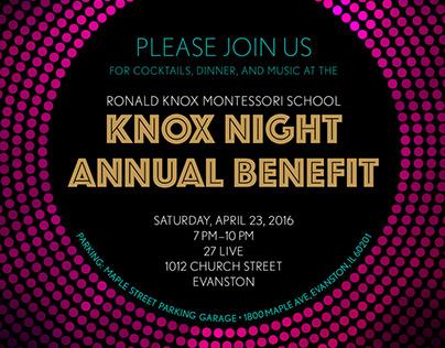Knox Night