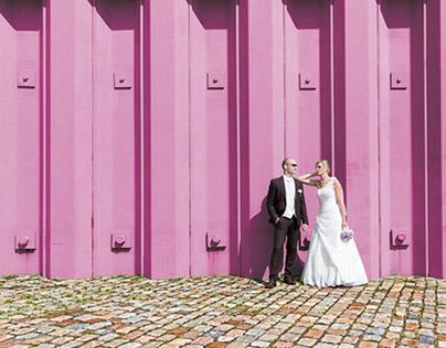 Hochzeitsreportage von Bremerhaven bis Ringstedt