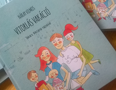 Children book illustration 2014