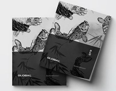 Illustration - Global Knives book @ Fireball Agency(DK)