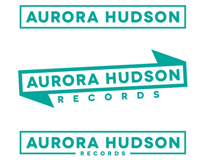 Aurora Hudson Logo Design