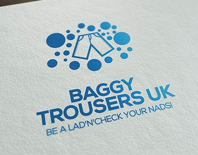 BaggyTrousersUK Branding