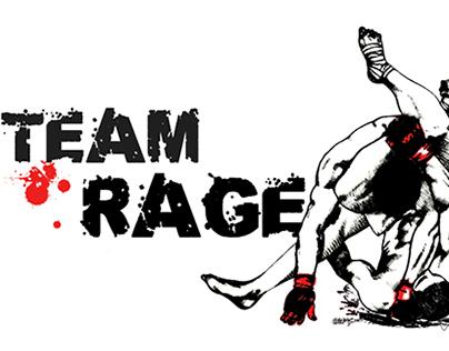 Team Rage Logo