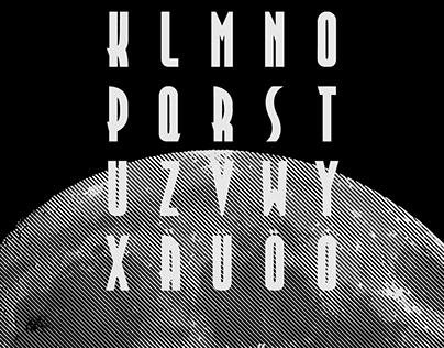Lunar Spire font