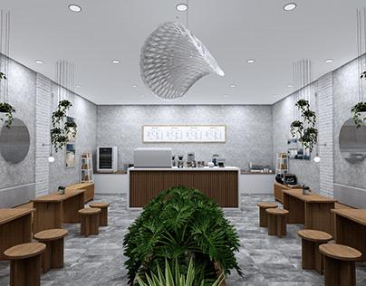 Small Coffee Shop Design II