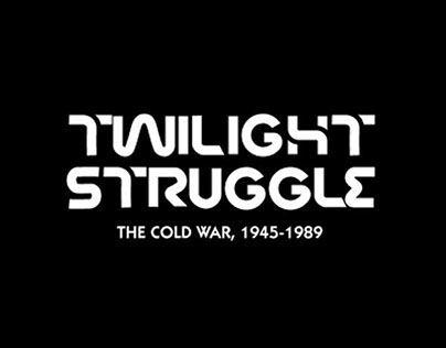 "My personal tribute to ""Twilight Struggle"""