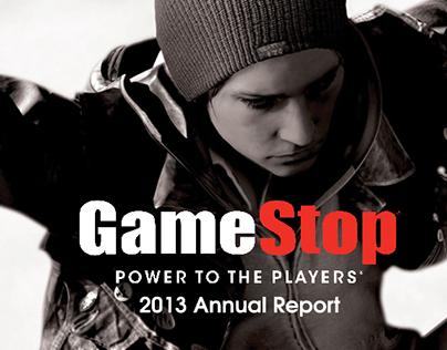 GameStop Annual Report