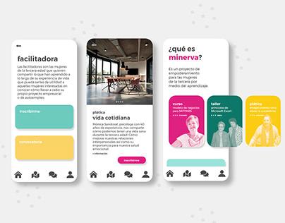 Minerva | User Research and Service Design