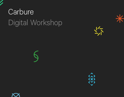 Carbure Digital Workshop - Website