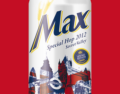 Hite Max Beer UK Edition