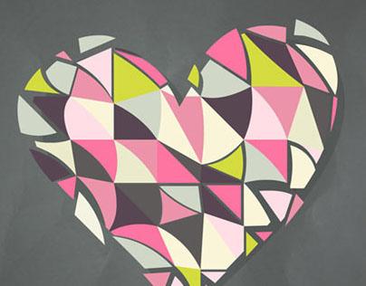 heart falling apart