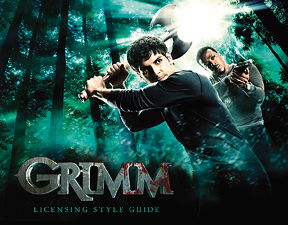 GRIMM Licensing Program Style Guide