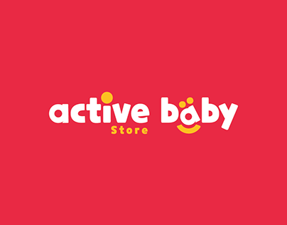 Active baby | Logo and Branding