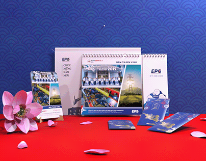 EPS 2019 Calendar & Corporate Gifts